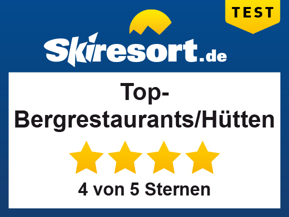 Top-Bergrestaurants, -Hütten und Gastronomie