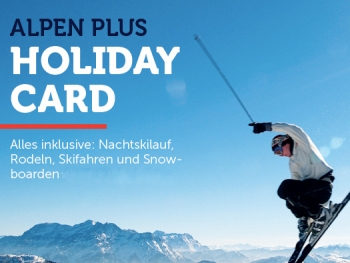 Alpen Plus Holiday Card