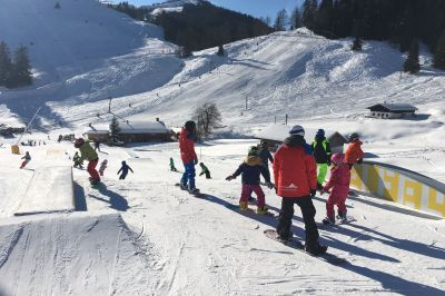 Kids on snow und Shred Kids 10.02.2019