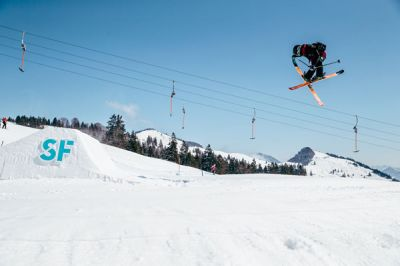 DSV Freeski Germany Junior Tour - Slopestyle-Skiing 15./16.02.2020